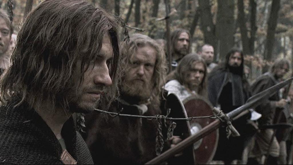 Daniel Pietrucha as Arminius
